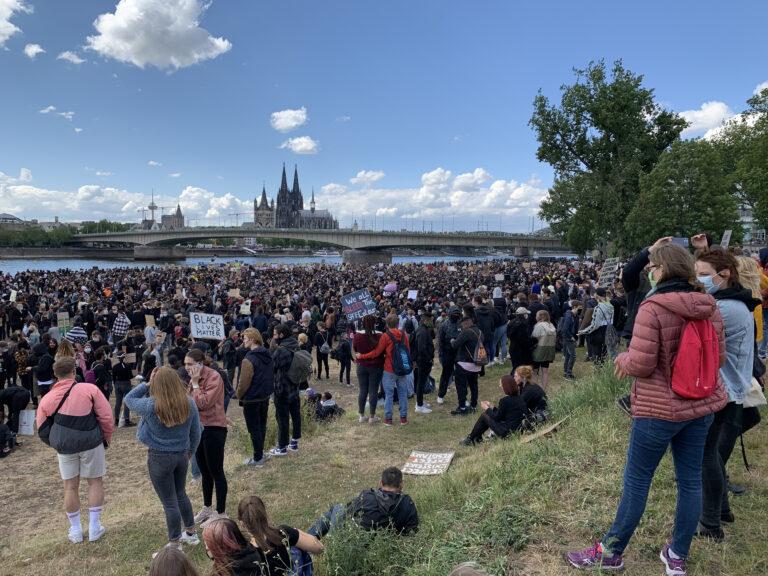 BLM in Köln